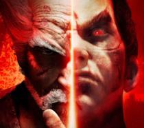 Heihachi vs. Kazuya in Tekken 7
