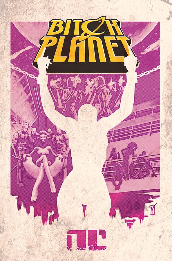 Bitch Planet è tra le migliori graphic novel da leggere durante l'estate