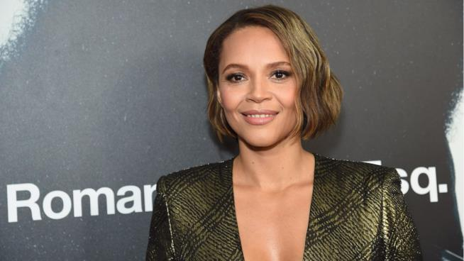 Carmen Ejogo sul red carpet