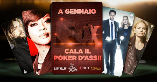 Tutte le Serie TV in arrivo a gennaio sui canali FOX