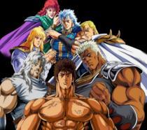 Kenshiro, personaggi principali