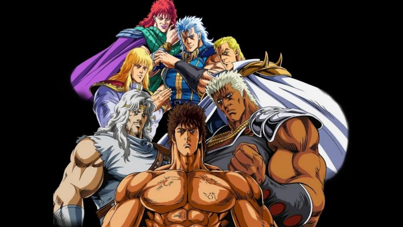 Ken il guerriero la storia del grande maestro della scuola di hokuto