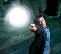 Daniel Radcliffe in una scena di Harry Potter e il Prigioniero di Azkaban