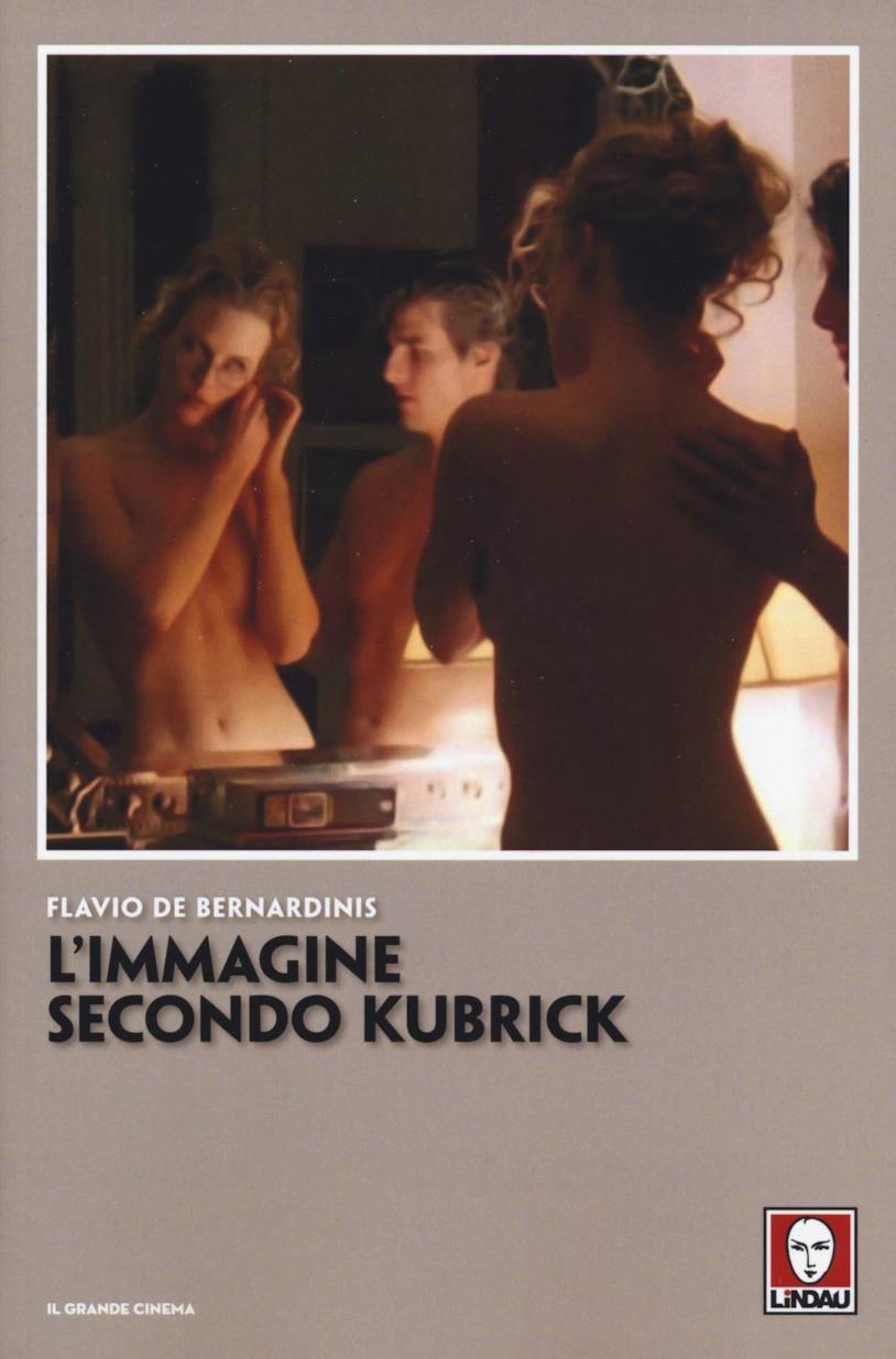 La copertina di L'immagine secondo Kubrick