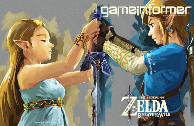 Nuovi dettagli da Game Informer per The Legend of Zelda: Breath of the Wild