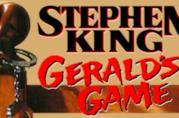 La copertina originale de Il gioco di Gerald di Stephen King