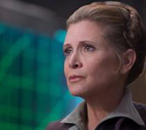 Star Wars: Episodio IX, Carrie Fisher nei panni di Leia avrà una parte sostanziosa