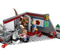 Attenzione al Velociraptor Chas di LEGO!