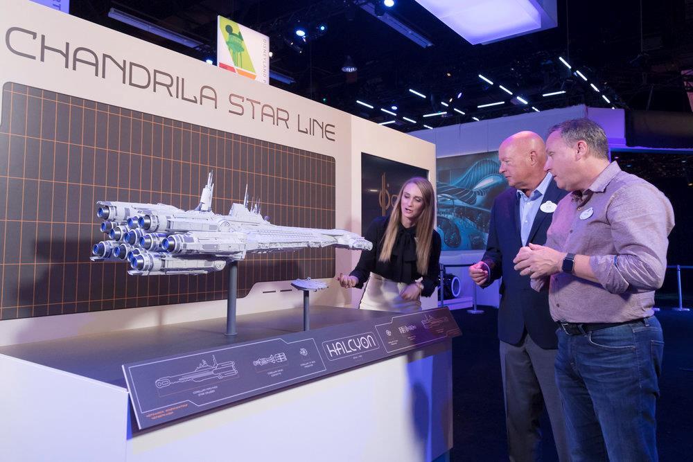 Star Wars: Galactic Starcruiser - presentato al D23 Expo