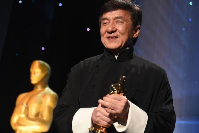 Jackie Chan Oscar alla Carriera