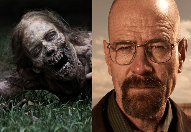 Breaking Bad e The Walking Dead: una teoria spiega i legami tra le due serie