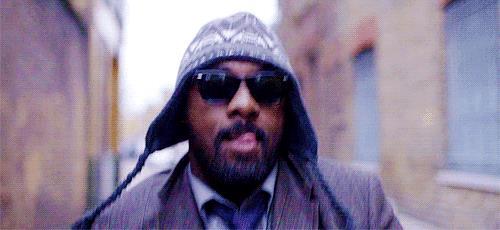 Idris Elba, protagonista della serie