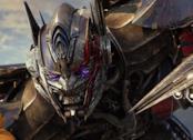 Optimus Prime in primo piano