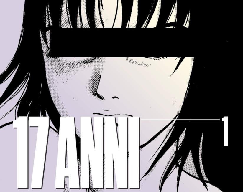 17 anni: anteprima della cover del manga