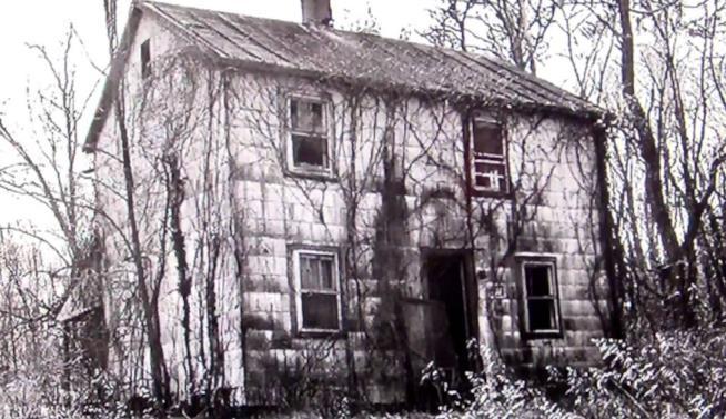 The Blair Witch Project casa della strega 1999
