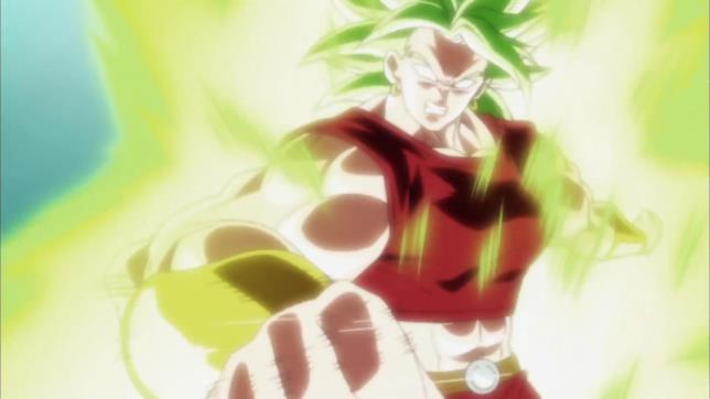 Kale Dragon Ball Super