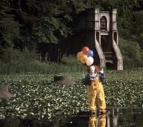 Una scena del film IT