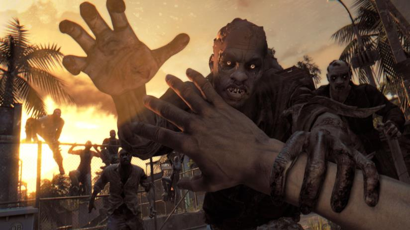 Uno screenshot in game di Dying Light