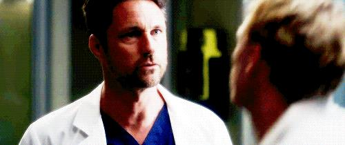 Martin Henderson e Kevin McKidd sono Nathan e Owen in Grey's Anatomy 12