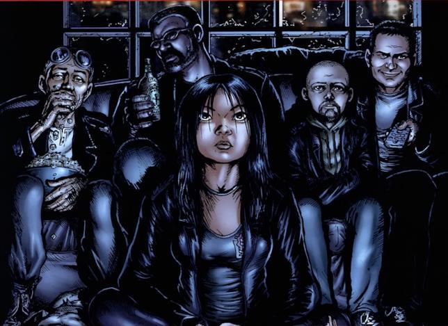 I protagonisti di The Boys nei fumetti