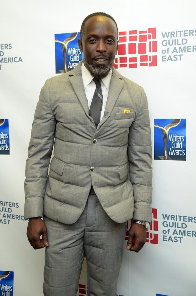 L'attore Michael K. Williams