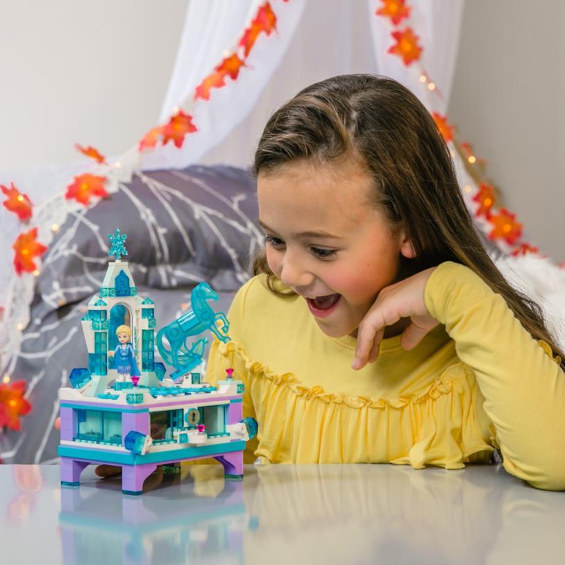 Il portagioielli di Elsa - set LEGO di Frozen 2