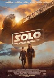 Il poster italiano di Solo: A Star Wars Story