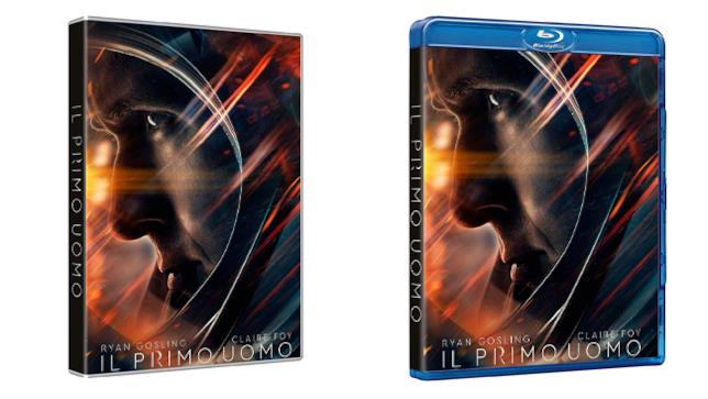 First Man - Home Video - DVD e Blu-ray