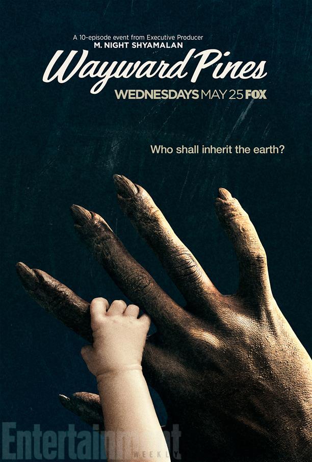 Il poster di Wayward Pines 2