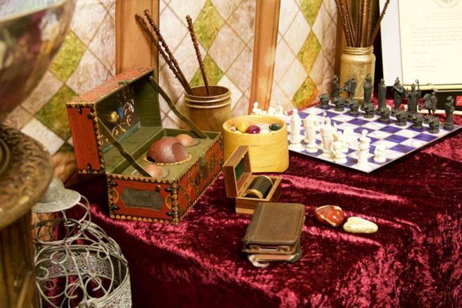 Classe a tema Harry Potter: gli oggetti cult del film