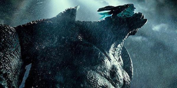 Un Kaiju di Pacific Rim