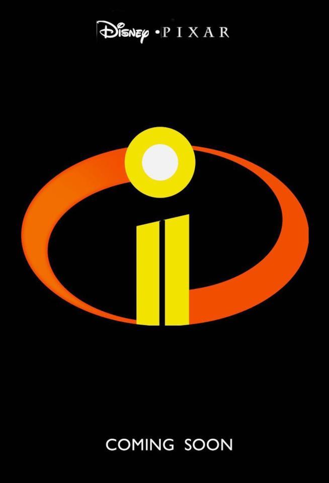 Il logo de Gli Incredibili 2