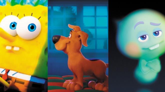 Spongebob, Scooby e Soul