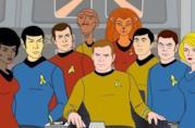 Immagine tratta dalla serie animata Star Trek del 1974