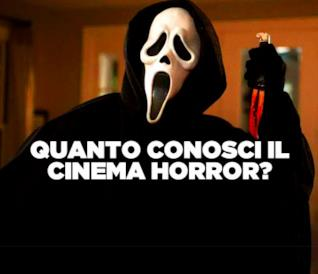 Scary Quiz: 50 domande sul cinema Horror