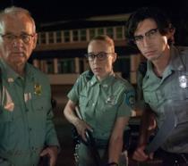 Tre poliziotti protagonisti di The Dead Don't Die