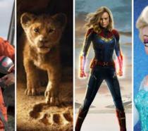 I film Disney del 2019, tra Marvel, Lucasfilm, Animazione e Pixar