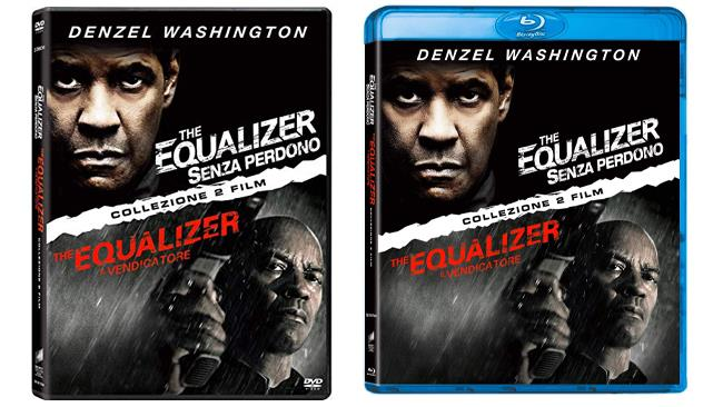 The Equalizer Collection - Home Video