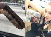 Sophie Turner di Game of Thrones recensisce salsicce su Instagram (davvero)