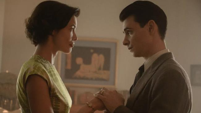 Stephanie Corneliussen e Harry Lloyd in Legion