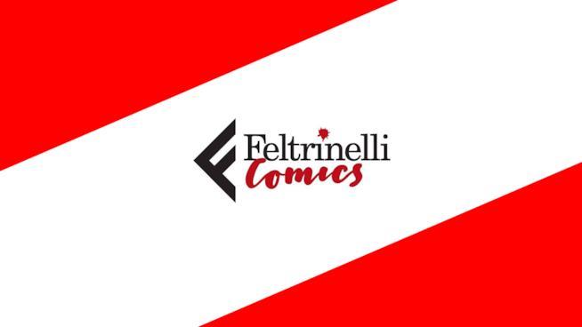 Il logo della nuova linea di fumetti di Feltrinellli