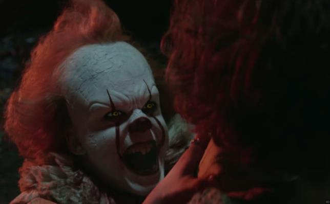 IT, il temibile clown Pennywise
