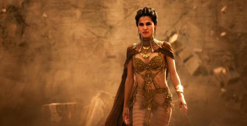 Élodie Yung in Gods of Egypt