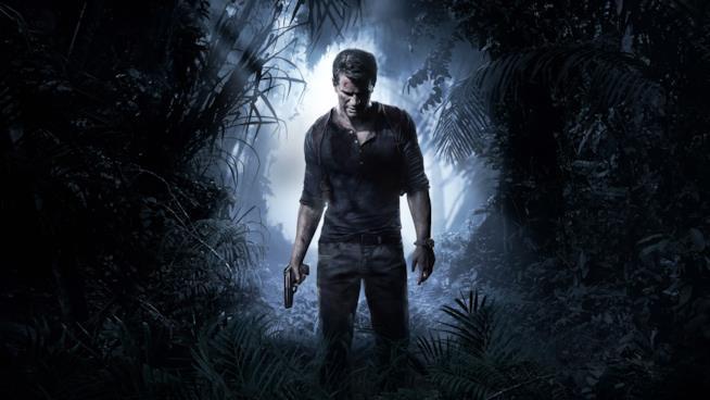 Nathan Drake posa sulla copertina ufficiale di Uncharted 4