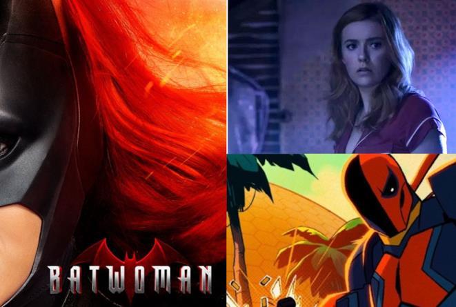 Upfront 2019 CW: Ruby Rose