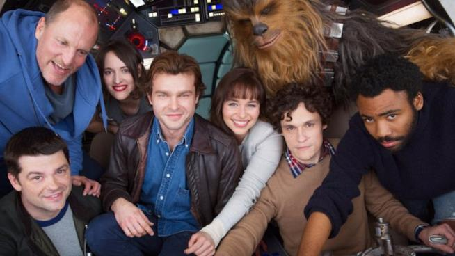 Han Solo, Ron Howard stuzzica i fan con un video su Twitter