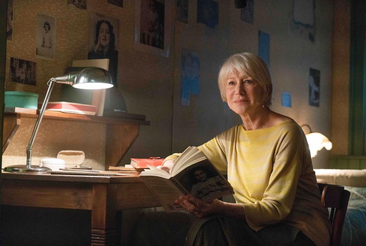 Helen Mirren racconta Anne Frank