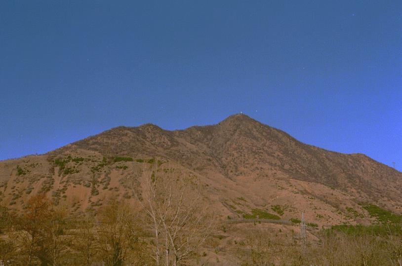 Il monte Musinè