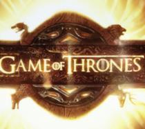 Il logo di Game of Thrones nella sigla d'apertura