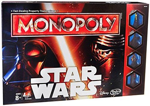 Monopoly Star Wars scatola